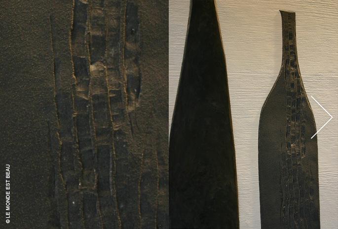 Dame-jeanne noire