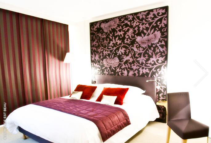 """""""Levant"""" M/IV n°3, hôtel La Chaumière, Dole, agence Art&Home, 2009"""